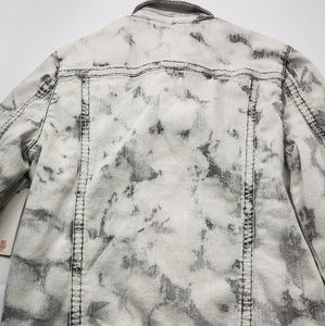 Rock Revival Jackets & Coats - Rock Revival Gray Acid Wash Jean Jacket Small NWT
